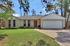 Houston Home at 18506 Branchdale Lane Spring , TX , 77379-4020 For Sale