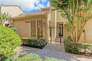 Houston Home at 15743 Tanya Circle Houston , TX , 77079-5060 For Sale
