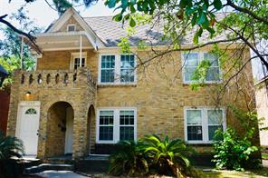 Houston Home at 1638 Castle Ct Boulevard Houston , TX , 77006-5708 For Sale