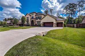 Houston Home at 2123 Barton Woods Boulevard Conroe , TX , 77301-3149 For Sale