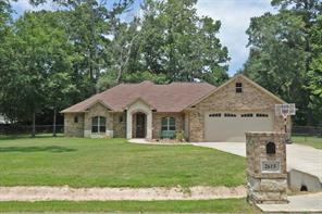 Houston Home at 2615 Catacombs Drive Roman Forest , TX , 77357-3199 For Sale
