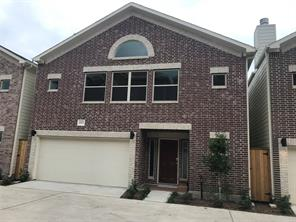 Houston Home at 11604 Main Spruce Houston , TX , 77025 For Sale