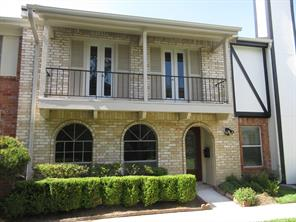 Houston Home at 14367 Misty Meadow Lane Houston , TX , 77079-3168 For Sale