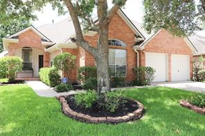Houston Home at 18715 Forest Deer Road Houston , TX , 77084-2236 For Sale