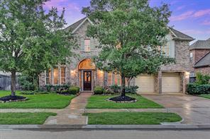 Houston Home at 26502 Cottage Cypress Lane Cypress , TX , 77433-1598 For Sale