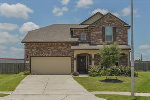 Houston Home at 3927 Webster Woods Katy , TX , 77449-1665 For Sale
