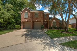 Houston Home at 2007 Copperwood Park Lane Spring , TX , 77386-2746 For Sale