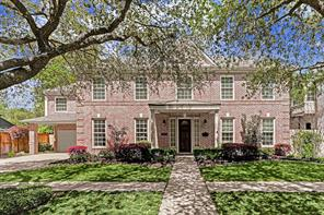 Houston Home at 4016 Rice Boulevard West University Place , TX , 77005-2742 For Sale