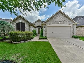 Houston Home at 11503 Riverstone Lake Lane Houston , TX , 77089-5920 For Sale