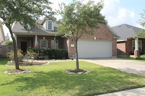 Houston Home at 9527 Brackenton Crest Drive Spring , TX , 77379-2818 For Sale