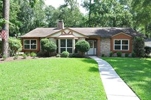 Houston Home at 2207 Thousand Pines Drive Kingwood , TX , 77339-3128 For Sale