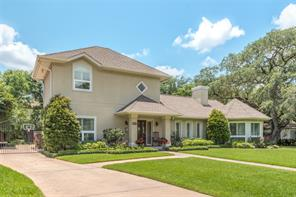 Houston Home at 5105 Huisache Street Bellaire , TX , 77401-4929 For Sale