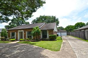 Houston Home at 5835 S Braeswood Boulevard Houston , TX , 77096-3909 For Sale