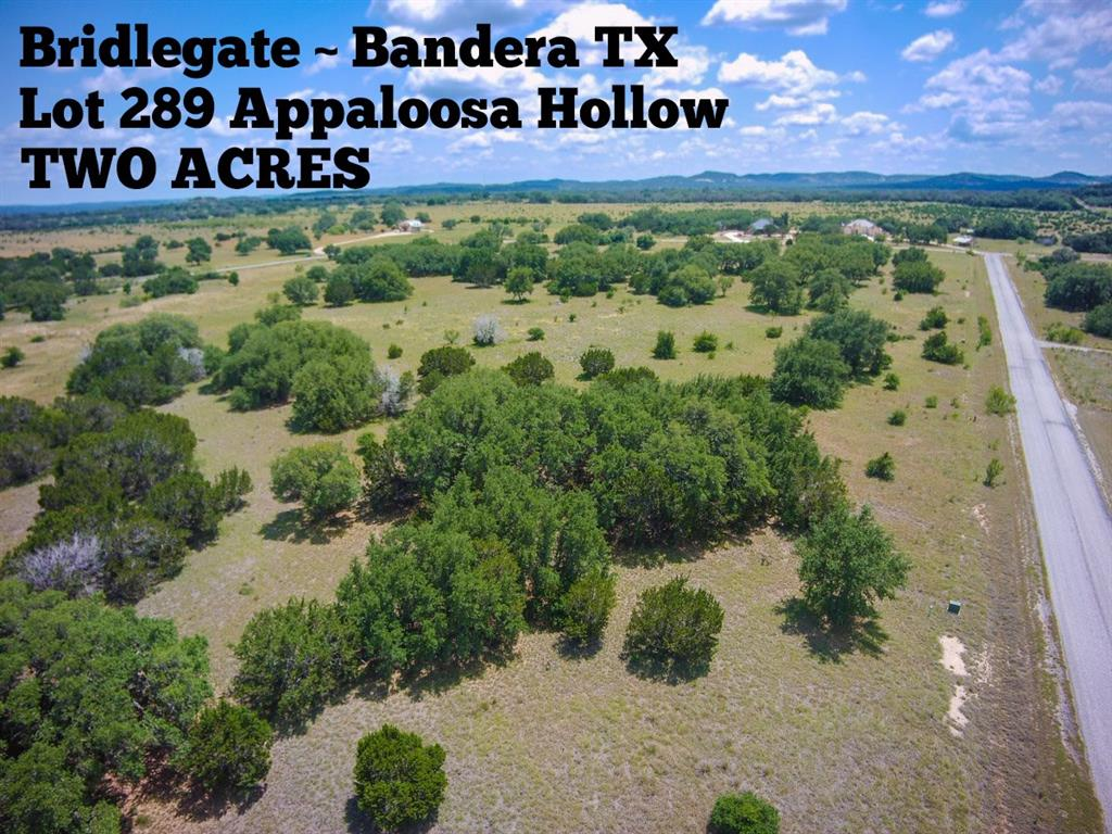 Lot 289 Appaloosa Hollow, Bandera, TX 78003