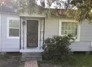 Houston Home at 6601 Foster Street Houston , TX , 77021-4135 For Sale