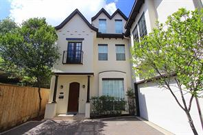 Houston Home at 2043 W Main Street B Houston , TX , 77098-3415 For Sale