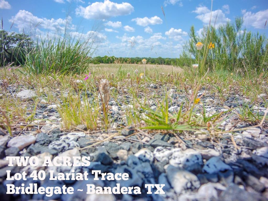 Lot 40 Lariat Trace, Bandera, TX 78003