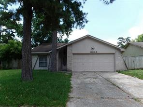 Houston Home at 6923 Foxfield Lane Humble , TX , 77338-1429 For Sale