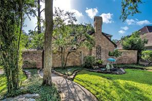 Houston Home at 219 Big Hollow Lane Houston , TX , 77042-1015 For Sale