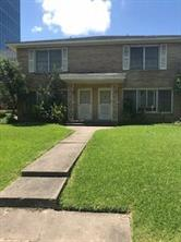 Houston Home at 2127 Sheridan Street Houston , TX , 77030-2107 For Sale