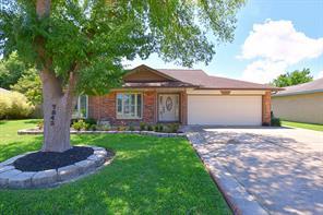 Houston Home at 3843 Redbud Drive La Porte , TX , 77571-4319 For Sale