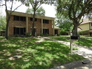 Houston Home at 12423 Honeywood Trail Houston , TX , 77077-2423 For Sale