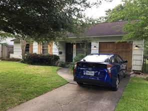 Houston Home at 7107 Schiller Street Houston , TX , 77055-5209 For Sale