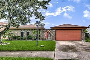 Houston Home at 10611 Sagevale Lane Houston , TX , 77089-2918 For Sale