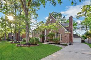 Houston Home at 87 Split Rock Road Spring , TX , 77381-3310 For Sale