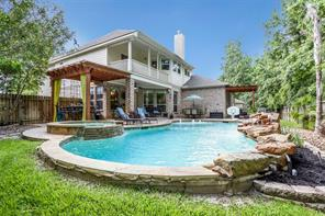 Houston Home at 27 Brywood Place Spring , TX , 77382-2598 For Sale