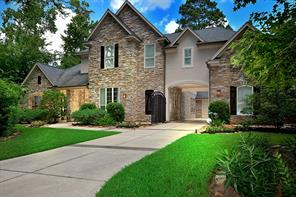 Houston Home at 50 Hillock Woods The Woodlands , TX , 77380-4606 For Sale
