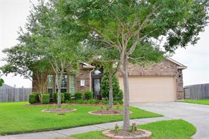 Houston Home at 3247 Lost Colony Court Dickinson , TX , 77539-8489 For Sale