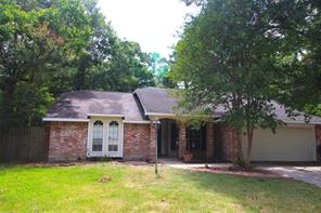 Houston Home at 2006 Little Cedar Drive Kingwood , TX , 77339 For Sale