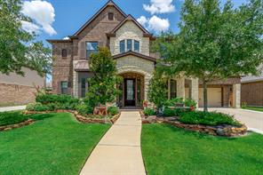Houston Home at 10514 Trinity Springs Drive Cypress , TX , 77433-4454 For Sale
