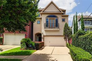 Houston Home at 5322 McCulloch Circle Houston , TX , 77056-6619 For Sale