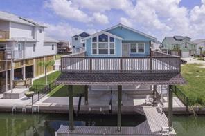 Houston Home at 422 Amanda Circle Tiki Island , TX , 77554 For Sale