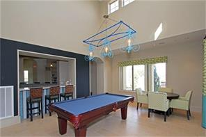 Billiards room located in your clubhouse.