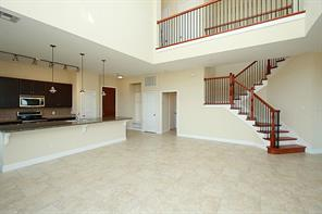 Two story home, lots of room for family and guests. Pool and lake steps away!
