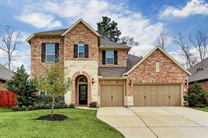 Houston Home at 3308 Starlight Hill Court Spring , TX , 77386-4220 For Sale