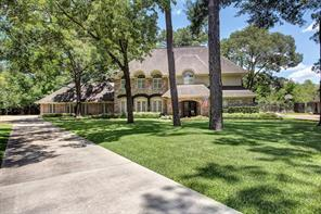 Houston Home at 10810 Timberglen Drive Hunters Creek Village , TX , 77024-6808 For Sale