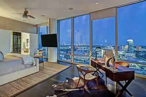 Oasis in the sky employs magic to the enjoyment of highrise living.