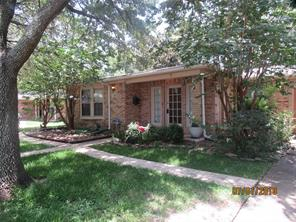 Houston Home at 3323 Cloverdale Street Houston , TX , 77025-4512 For Sale