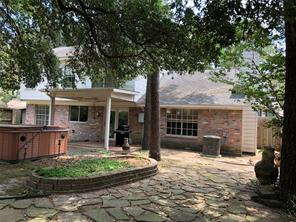 Houston Home at 9302 Wallingham Drive Spring , TX , 77379-4454 For Sale