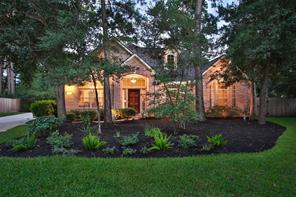 Houston Home at 2 Emery Mill Place The Woodlands , TX , 77384-4747 For Sale