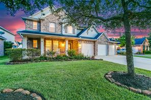Houston Home at 12206 Fall River Pass Lane Humble , TX , 77346-4570 For Sale