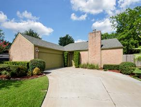 Houston Home at 2210 Kinbrook Drive Houston , TX , 77077-6115 For Sale