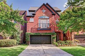 Houston Home at 5323 Fairdale Lane Houston , TX , 77056-6604 For Sale