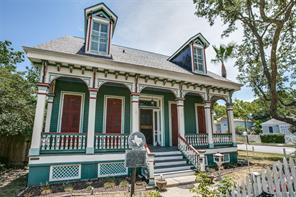 Houston Home at 1725 Avenue M Avenue Galveston , TX , 77550-6031 For Sale