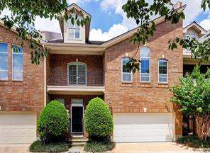 Houston Home at 4720 Post Oak Timber Drive 26 Houston                           , TX                           , 77056-2225 For Sale