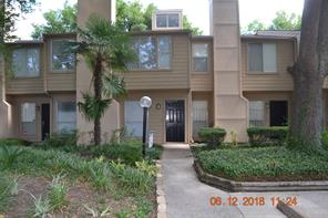 Houston Home at 1500 Sandy Springs Road 63 Houston , TX , 77042-6303 For Sale